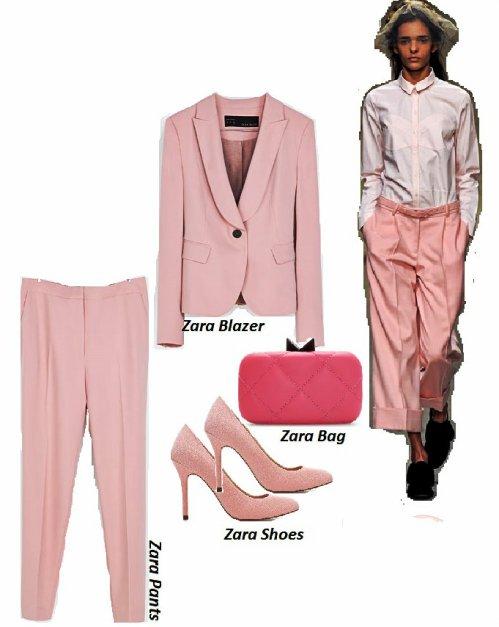 Arrisque num acessórios cor de rosa!